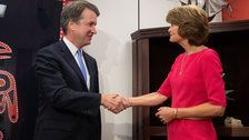 Lisa Murkowski's Brother Went To Brett Kavanaugh's High School