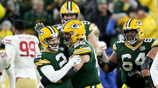 Three takeaways from the Packers' win over the 49ers
