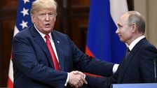 Standing Next To Putin, Trump Chooses Russia Over America