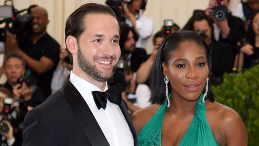 Serena Williams Shares First Photo of Her Baby Alexis Olympia Ohanian Jr