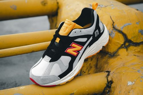 """Take a Closer Look at END.'s Sophisticated New Balance 878 """"Grey Gull"""""""