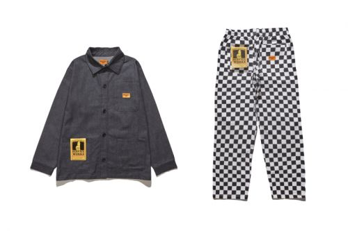 Service Works Re-imagines the Chefwear for SS20