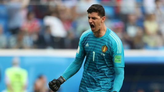World Cup 2018: Belgium's Thibaut Courtois wins World Cup Golden Glove
