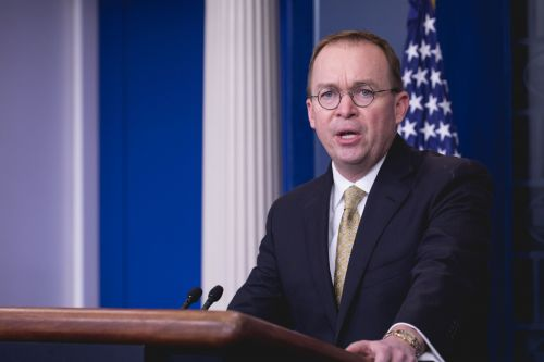 Trump: Budget director Mick Mulvaney named acting chief of staff