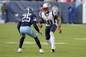 Patriots place Gordon on non-football injury list