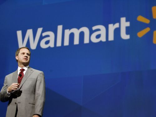 Walmart CEO urges Congress to pass another stimulus bill, assisting those who 'really need help' and boosting holiday sales by billions of dollars