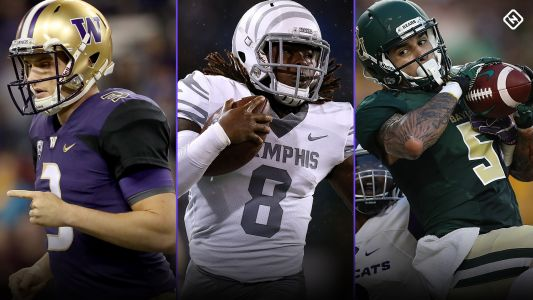 College Football DFS: Best DraftKings picks, sleepers, values for Week 7's daily fantasy football contests