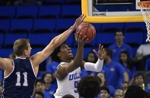 UCLA knocks LMU from unbeaten ranks with 82-58 win