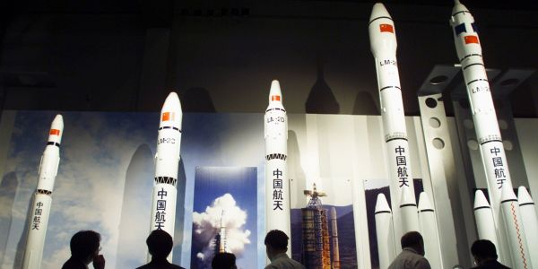 China just revealed its plans for pulling ahead in the space race - and they include building a nuclear-powered shuttle