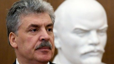 Communist candidate set to lose his moustache over poor election showing