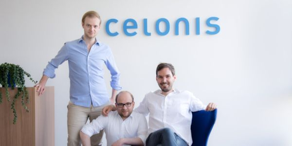Three students in Germany created a data mining startup without taking VC money for five years - now it's worth $1 billion