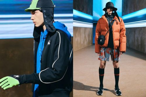 Spyder's FW21 Collection Marks the Beginning of a New Era