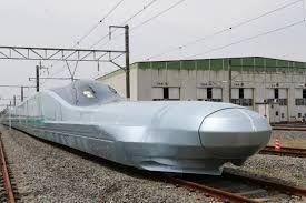 Alfa-X World's fastest bullet train tested in Japan