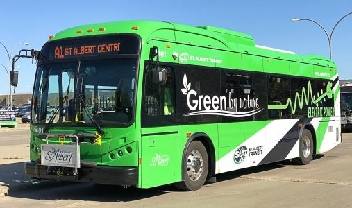 The Electric Revolution Begins with Buses