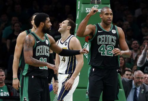 Celtics dominate second half to defeat Pacers in Game 1