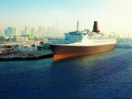 QE2 to set sail as a floating hotel in Dubai