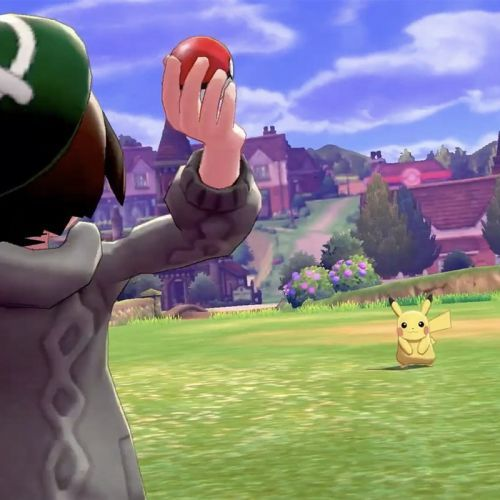 Prime users get $10 Amazon credit with a Pokémon Sword or Shield pre-order