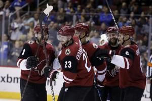 Ekman-Larsson poised to lead Coyotes into the future