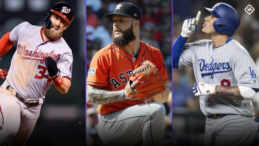 Best of the rest: Crafting a 25-man roster from MLB's remaining free agents