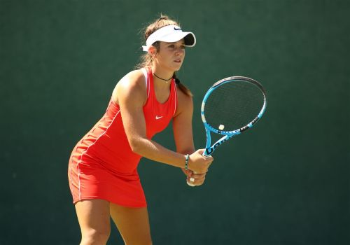 Young Ace: Ava Catanzarite hopes to become Western Pa.'s next pro tennis player