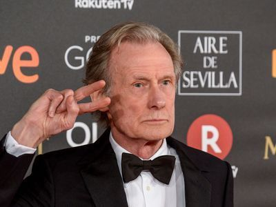 Bill Nighy Will Star in a Film About an 'Opulent Russian Restaurant' in NYC