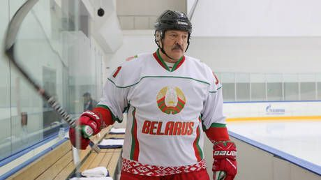 Belarus STRIPPED of right to co-host 2021 Ice Hockey World Championship