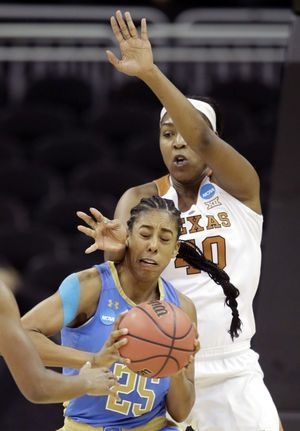 UCLA beats Texas 84-75 to reach Elite Eight of NCAA tourney