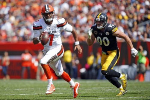 CBS Sports' James Lofton On Week 2 Browns-Ravens Matchup, More