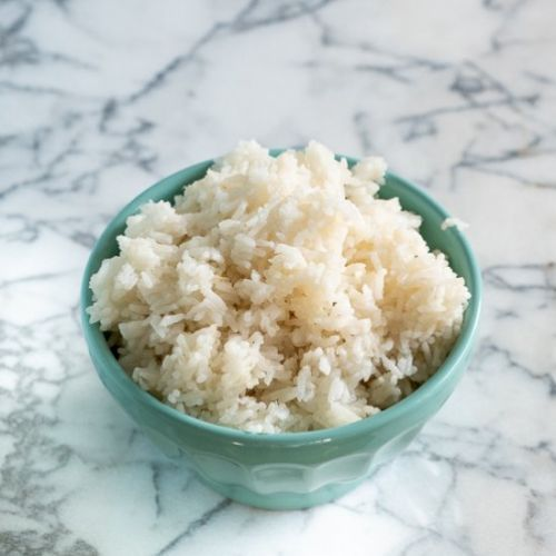 Instant Pot Sesame Ginger Rice