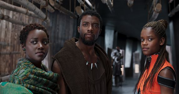 Everyone in Black Panther Wears Natural Hair-and It's Amazing