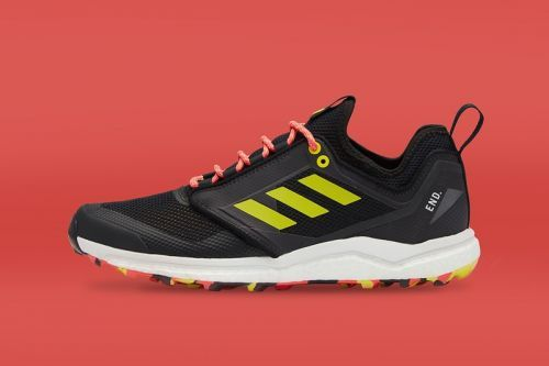 END. & adidas Consortium Debut Collaborative Heat Reactive Trail Runner