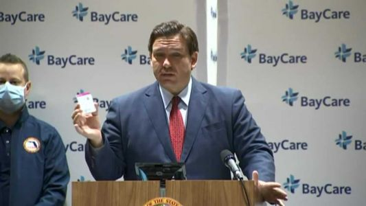 Florida to receive millions of rapid COVID-19 tests from federal government