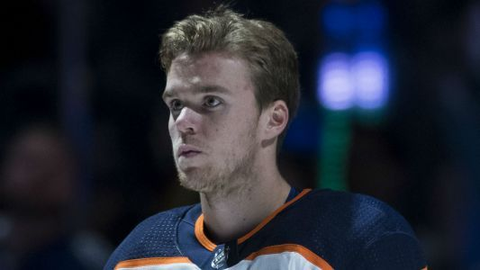 Connor McDavid's Donald Trump costume: Harmless, or sad?