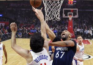 Wiggins carries Timberwolves to 126-118 win over Clippers