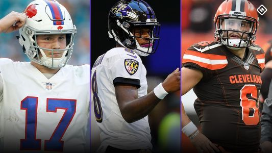 Fantasy Football Waiver Wire Week 14: Are Josh Allen, Lamar Jackson, Baker Mayfield worth free agent pickups for fantasy playoffs?