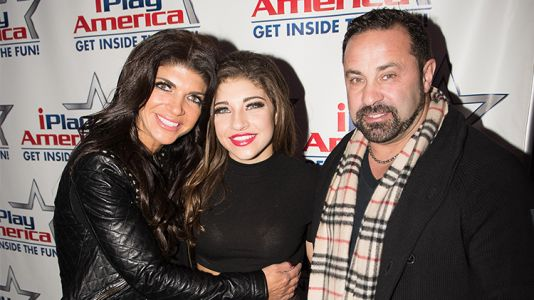 Teresa Giudice Keeps Busy With The 'Real Housewives' Amid Joe's Deportation
