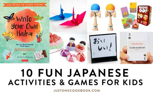 10 Japanese Cultural Activities and Games To Do with Kids