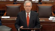 Mitch McConnell Reverses Restrictive Impeachment Trial Limits