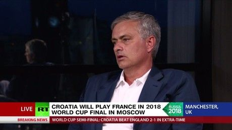 England didn't finish game off in first half, paid the price - Mourinho on loss to Croatia