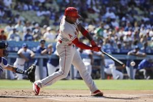 Calhoun's HR lifts Angels to 5-4 win over Dodgers in 10th