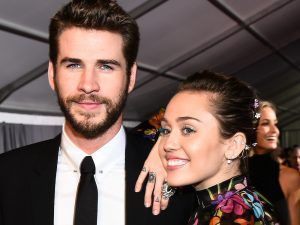 Liam Hemsworth Just Gave Miley Cyrus The *Sweetest* Early Birthday Present