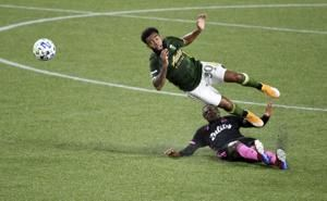 Yimmi Chara gives Portland 1-0 victory over Seattle