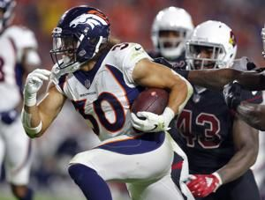 Broncos return 2 interceptions for TDs, beat Cardinals 45-10