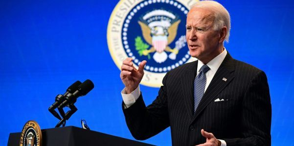 Joe Biden says he is willing to adjust income thresholds for a fresh wave of stimulus payments in new relief package