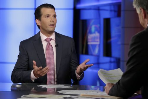 Donald Trump Jr.'s 'entire chain of messages' with WikiLeaks