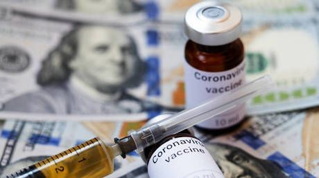 Covid-19 vaccine developments pushing US dollar lower