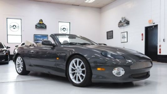 At $39,979, Is There Any Disadvantage To Buying This 2001 Aston Martin DB7 Vantage?