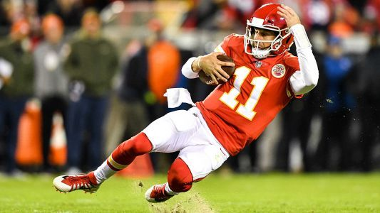 NFL Power Rankings: Chiefs, Seahawks go from stride to slide for Week 10