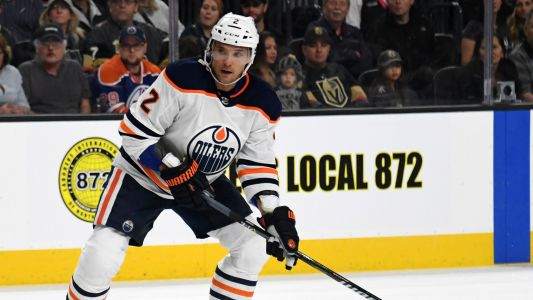 Oilers' Andrej Sekera out indefinitely after undergoing surgery to repair torn Achilles tendon