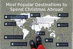 67% of Britons want to spend Christmas away from home - new research